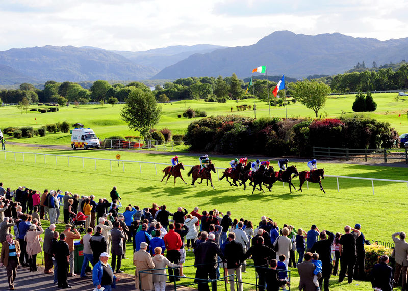 Killarney Holiday Cottages Horse Racing In Killarney